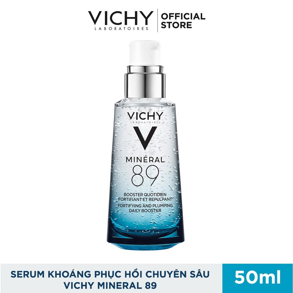 Bộ dưỡng chất (Serum) khoáng phục hồi chuyên sâu Vichy