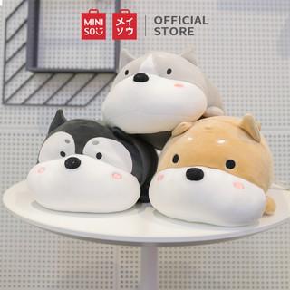 """Miniso Chó bông đáng yêu (Nhiều màu) giá chỉ còn <strong class=""""price"""">9.900.000.000đ</strong>"""