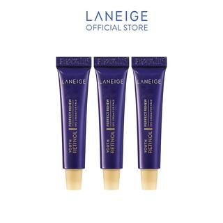 [HB Gift] Bộ 3 Kem ngăn ngừa lão hóa chứa Retinol cho da mắt và da mặt Perfect Renew Retinol Laneige Eye Cream 10mlx3 thumbnail