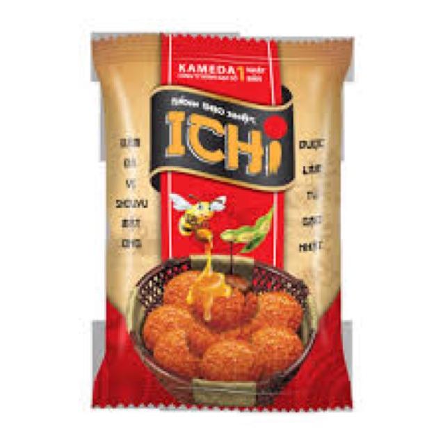Bánh gạo Ichi Nhật vị shouyu mật ong 100g