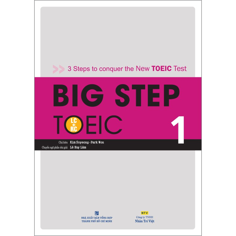 Big Step TOEIC 1 giá 242.000VNĐ