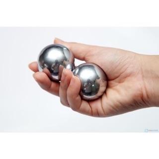 1 Đôi Bi sắt Lăn Tay( 2 quả)