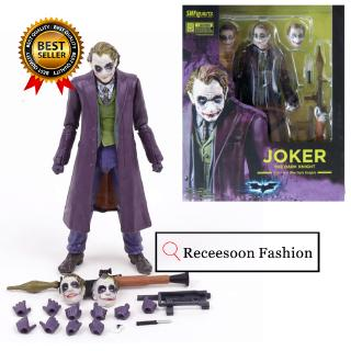 SHF Joker Toys The Dark Night Action Figure Toy Christmas Gifts For Men