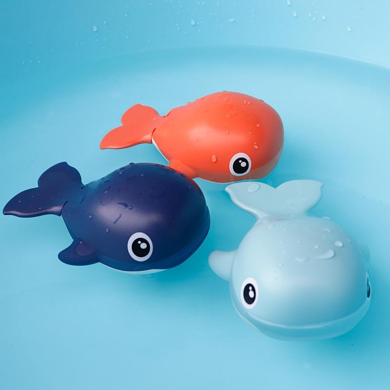 Đồ chơi cá voi nhỏ, đồ chơi tắm cho bé