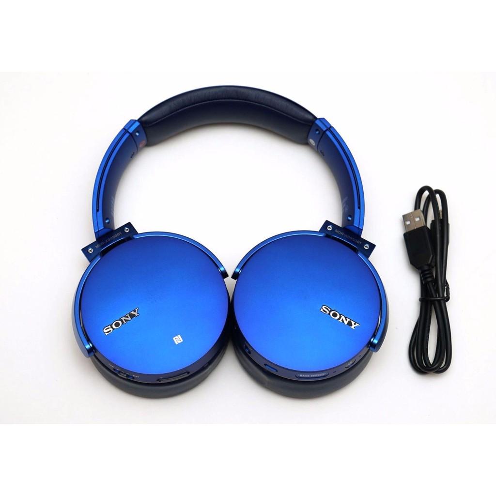 Tai nghe Bluetooth SONY MDR XB950B1 ( MDR-XB950B1 ) - HÀNG CHÍNH HÃNG