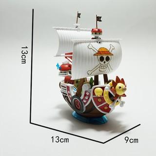 [TẶNG HUY HIỆU] Mô hình Thuyền Tàu Thousand Sunny Luffy One Piece