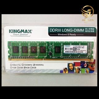 RAM Máy Tính Bàn PC DDR 3 4G & 8G Chính Hãng Viễn Sơn RAM KINGMAX Chính Hãng Tốc Độ Cao - OHNO VIỆT NAM thumbnail
