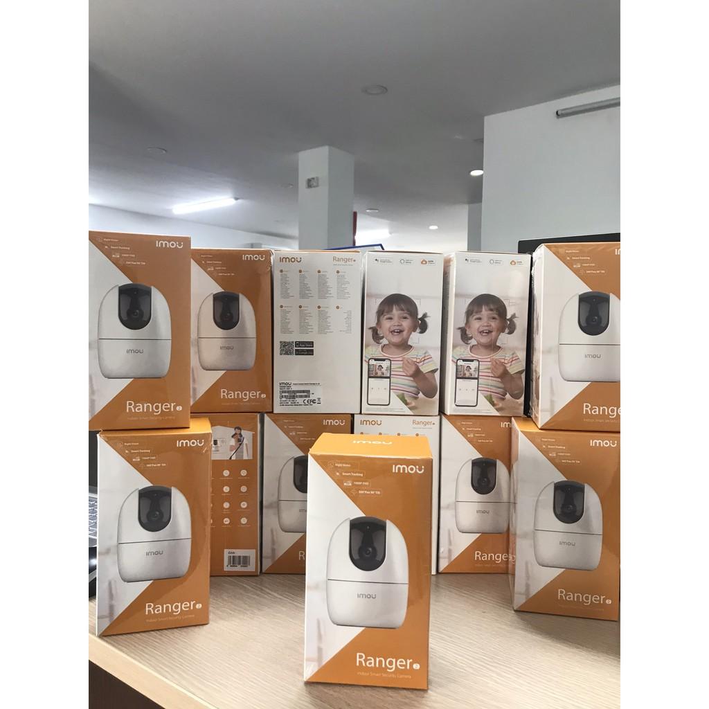 [Mã 267ELSALE hoàn 7% đơn 300K] Camera IP Wifi 2.0MP Ranger 2 IPC-A22EP-IMOU