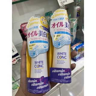 Dầu massage White conc thumbnail