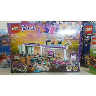 LEGO 41351 Cửa Tiệm Sửa Chữa Xe (413 Mảnh ghép)