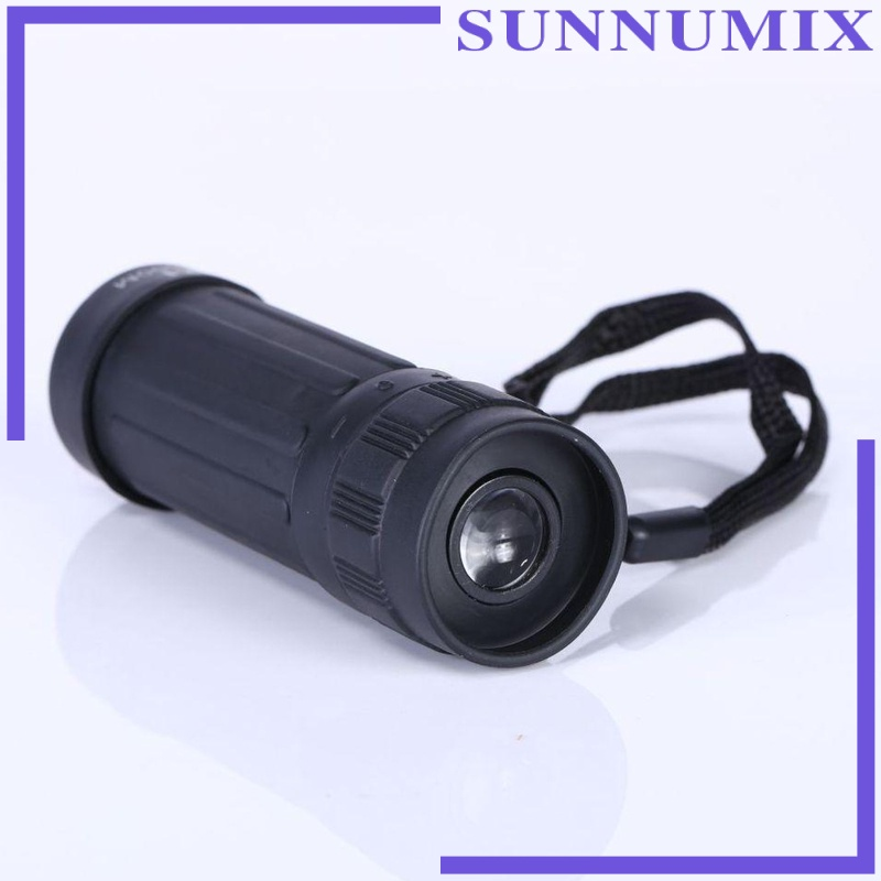 [SUNNIMIX] Mini 8x21 High Power Zoom Optical Monocular Telescopes Outdoor Bird Watching