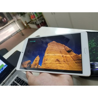 Máy Tính Bảng Huawei Docomo D01J RAM 3G/ màn 2K cấu hình khủng, chơi game thoải mái