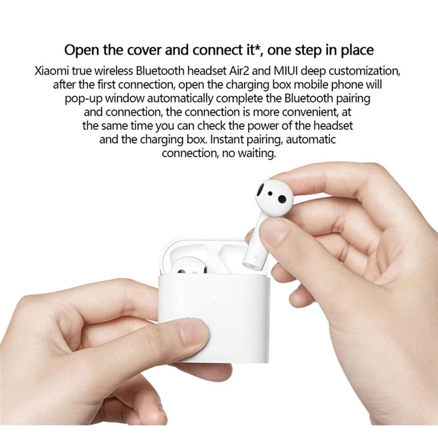 Tai Nghe Bluetooth Không Dây Xiaomi Airdts Pro 2 Air 2 Tws