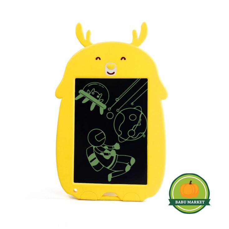 BẢNG VẼ ĐIỆN TỬ TRẺ EM TỰ ĐỘNG XÓA MÀN HÌNH LCD 8,5 INCH, BẢNG THÔNG MINH TẬP VIẾT CHO...