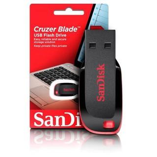 USB 4GB 8GB 16GB SANDISK CZ50 CHÍNH HÃNG. VI TÍNH QUỐC DUY