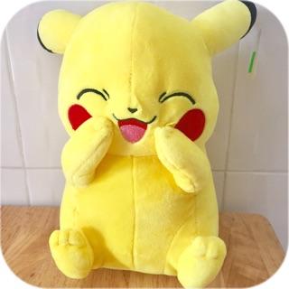 Gấu bông pikachu 30cm