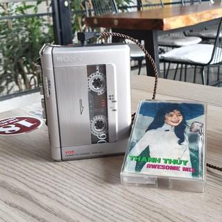Thiết kế bìa băng cassette theo yêu cầu