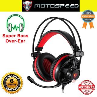 [Mã ELORDER5 giảm 10K đơn 20K] Tai nghe Gaming Motospeed H11 - Tai nghe chơi game giá rẻ Motospeed H11 game thủ
