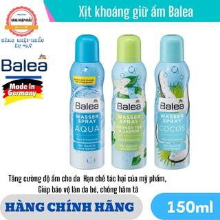 [HÀNG ĐỨC] Xịt khoáng giữ ẩm Balea 150ml thumbnail