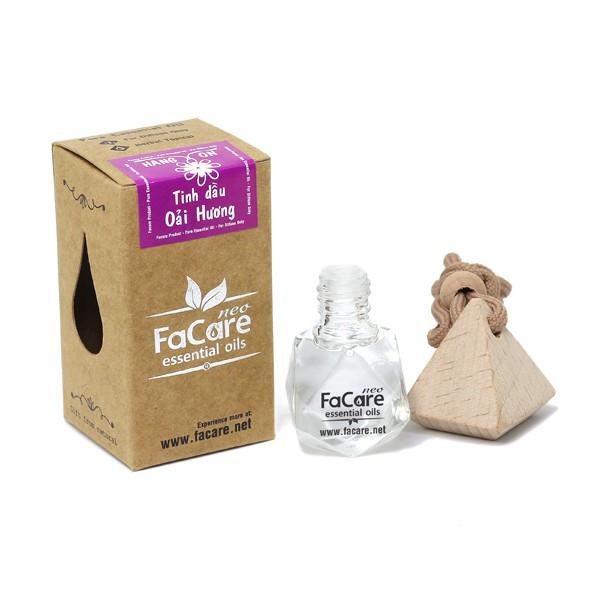 Tinh dầu thiên nhiên hoa oải hương loại chai tự khuếch tán - Lavender Essential Oil 8ml - Facare