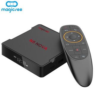 Android TV Box N5 Nova ram 4+32G Android 9.0, kèm remote giọng nói
