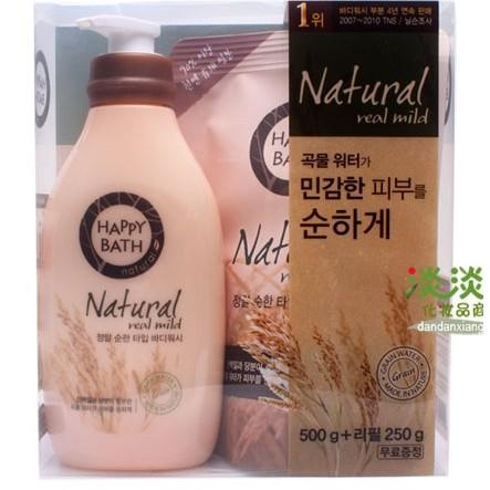 Sét Sữa Tắm Happy Bath Hàn Quốc