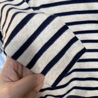 Áo thun cổ 3p giữ nhiệt Muji xuất Nhật cho bé