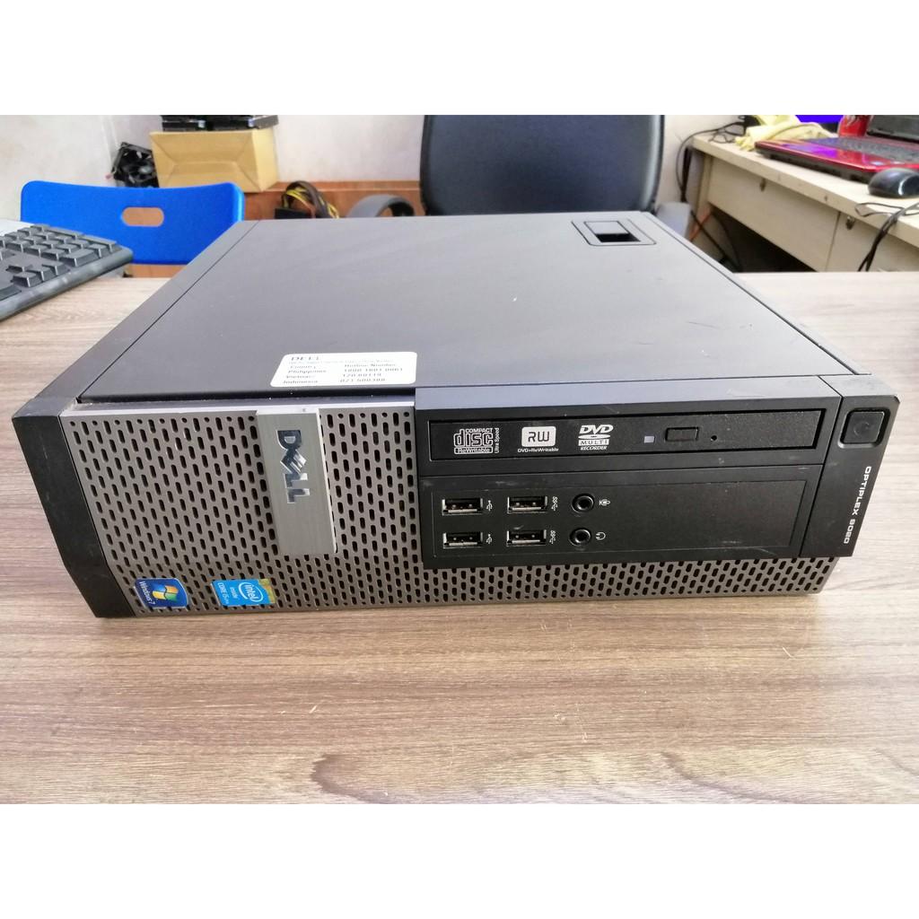 máy tính bàn đồng bộ dell optilex 3020 i5 4570 ram 4gb hdd 500gb nguyên zin mạnh mẽ Giá chỉ 3.800.000₫
