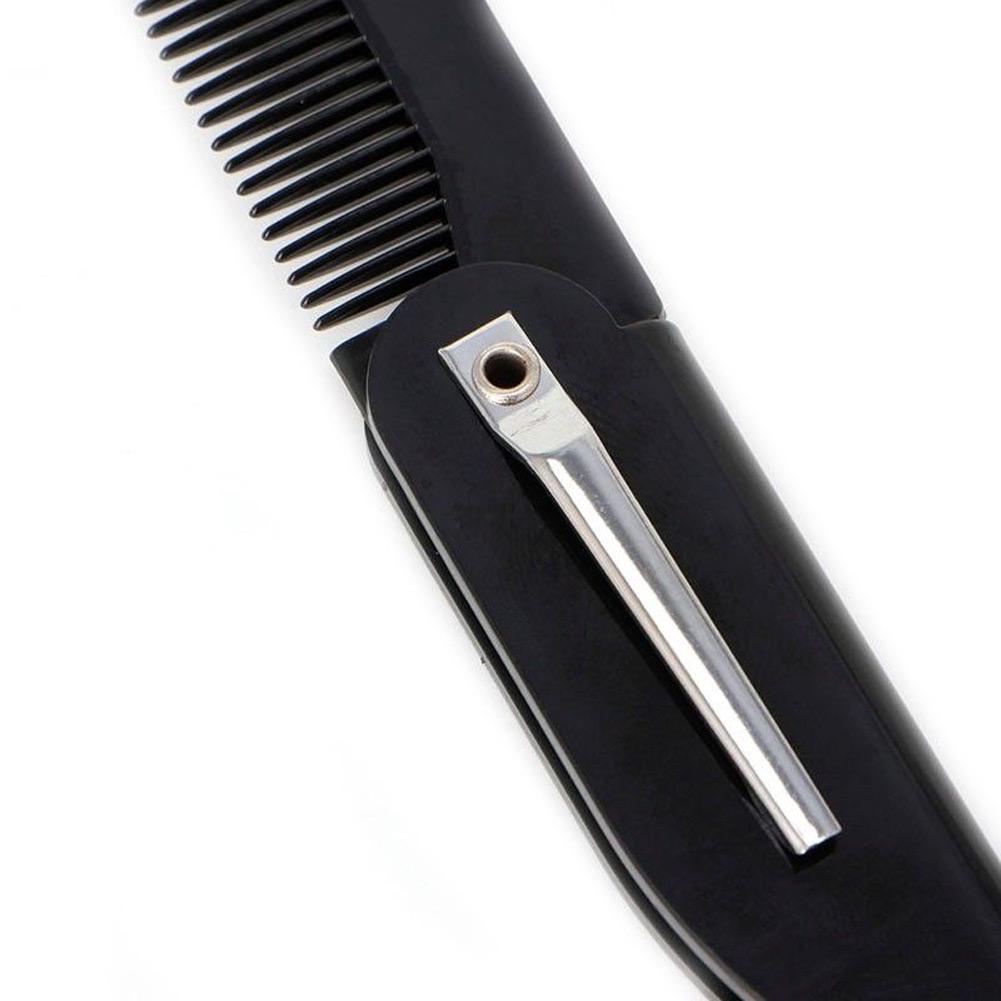 Hairdressing Beauty Folding Beard And Beard Comb Beauty Tools For