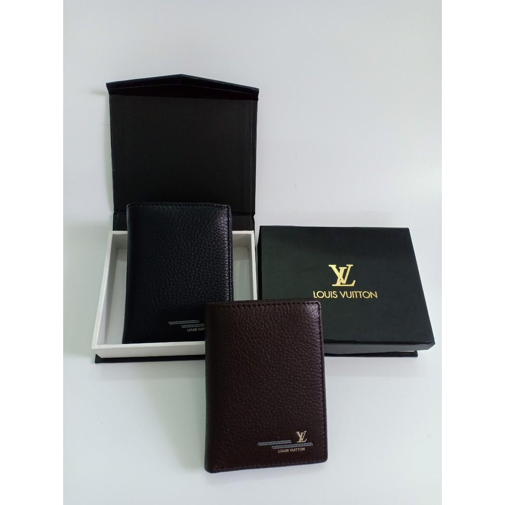 Ví da nam xịn THUTU - VN6005B - Full hộp - Bảo hành 1 năm