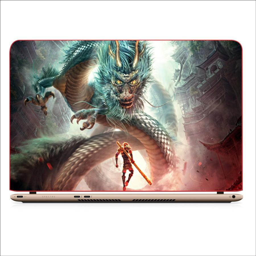 Miếng Dán Decal Laptop Animal - Mã: DCLTDV 147