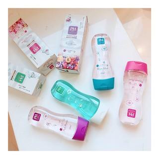 Dung Dịch Vệ Sinh Phụ Nữ pH Premium Đủ Loại Nhật Bản 3