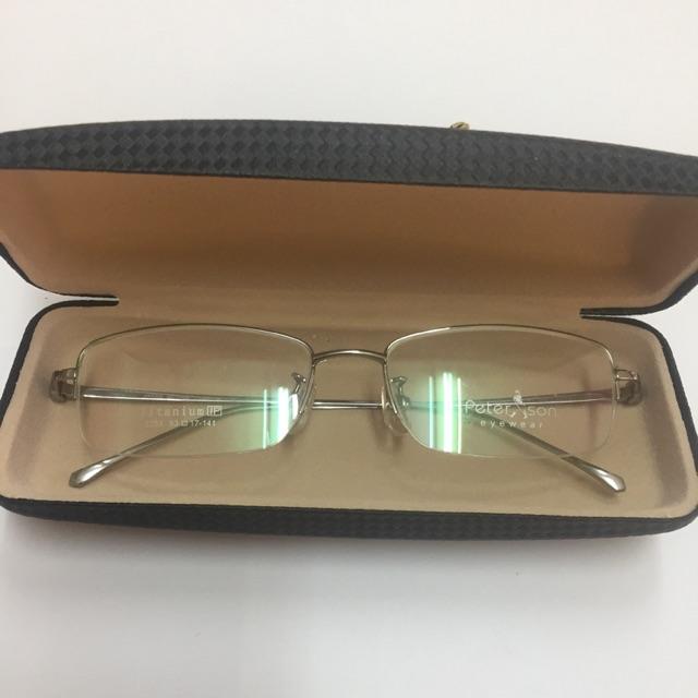 Gọng kính Titanium hàng nhập khẩu của nhật PETER SON mã 2291