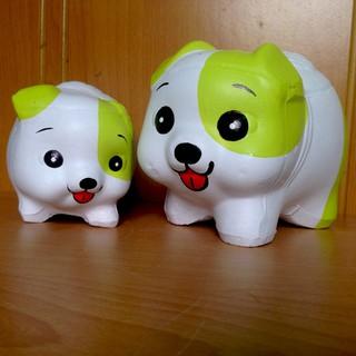 Heo đất 3D- Chó cười size M