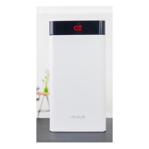 [Xả kho] Pin sạc dự phòng 20000mAh ivalue MTL200001 trắng, Hàng chính hãng