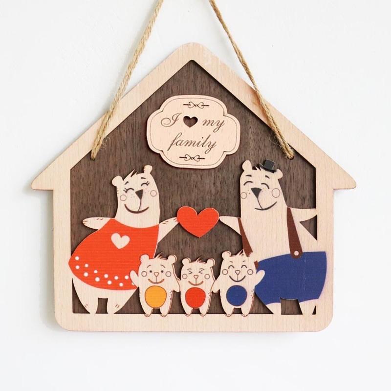 Bảng gỗ decor, bảng gỗ trang trí nhà cửa