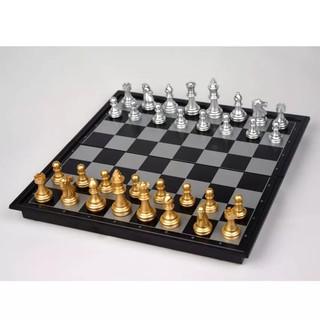 Bộ cờ vua nam châm Cao cấp U3-3810 (Đủ 3 size: Tiều, Trung và Đại)