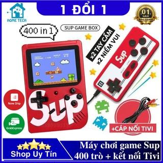 Máy chơi game 4 nút Sup 400 trò chơi vui nhộn, kết nối được với TV, chơi được 2 người thumbnail
