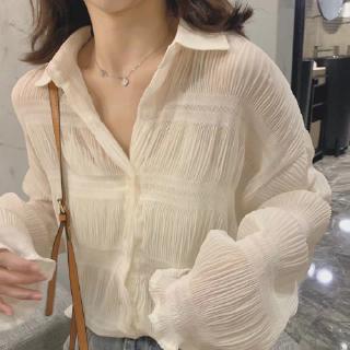 """Áo voan tay dài dễ phối trang phục thời trang cho nữ giá chỉ còn <strong class=""""price"""">11.580.000.000đ</strong>"""