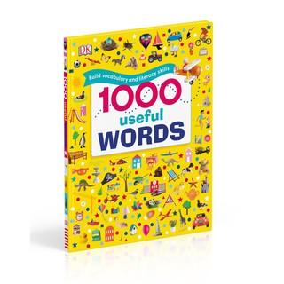 Sách 1000 Useful Words - 1000 từ tiếng anh thông dụng cho bé (sách kèm file nghe) thumbnail