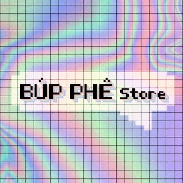 Búp Phê Store - Buffet Clothes