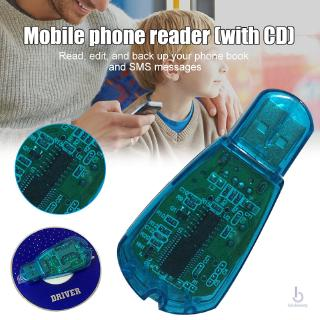 Reader USB SIM Card Reader Simcard Writer/Copy/Cloner/Backup GSM CDMA WCDMA Cellphone