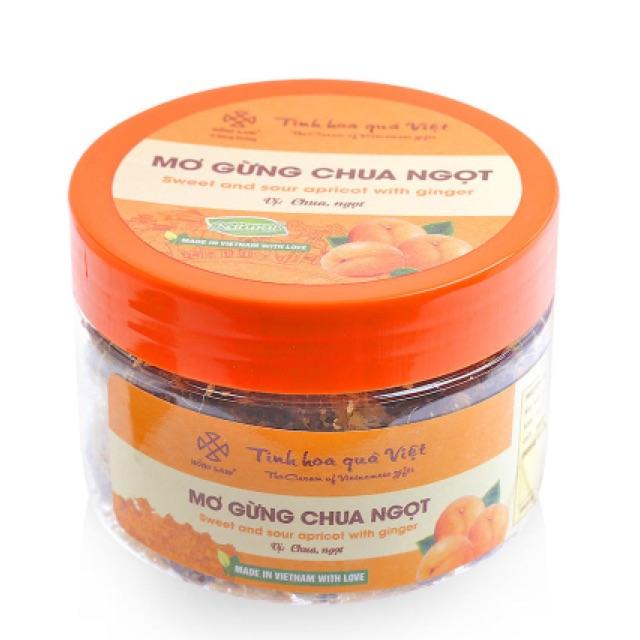 Ô mai mơ gừng chua ngọt Hồng Lam 200g - 2490628 , 505742679 , 322_505742679 , 65000 , O-mai-mo-gung-chua-ngot-Hong-Lam-200g-322_505742679 , shopee.vn , Ô mai mơ gừng chua ngọt Hồng Lam 200g