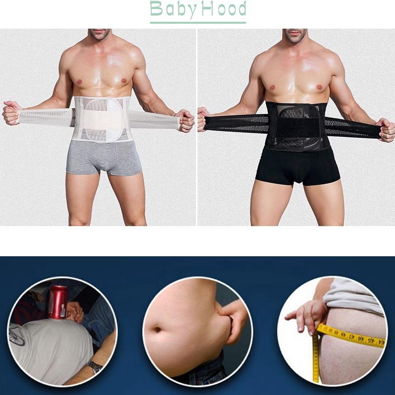 Đai nịt bụng giảm cân định hình cơ thể cho nam