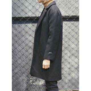 Áo dạ dáng dài chất đẹp (đen)