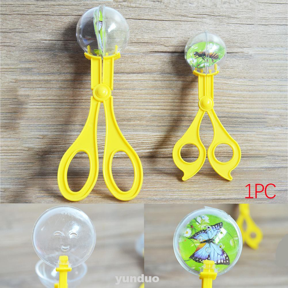 Bug Clamp Toys Collection For Kids Gift Multifunctional Plastic Insect Catcher Scissors