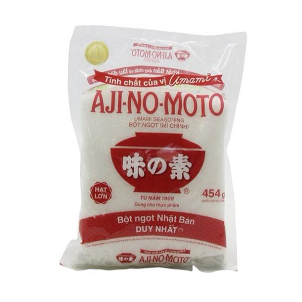 Gói bột ngọt Nhật Bản Aji-no-moto 454g