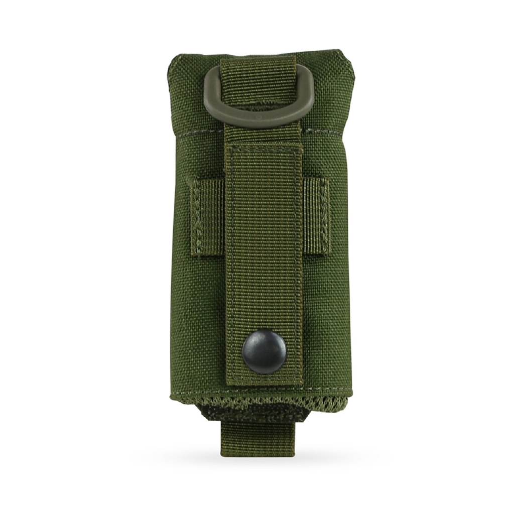 ^SD^ Nylon Concealed Folding Kettle Bag Tactical Vest Accessory Bag