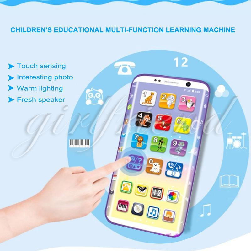 Educational Mobile Phone Multifunction Electronic Learning Number