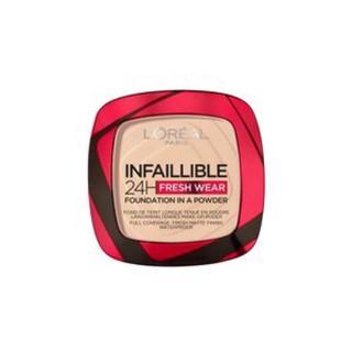 [Có Bill UK] Phấn phủ Loreal infallible 24h fresh wear powder
